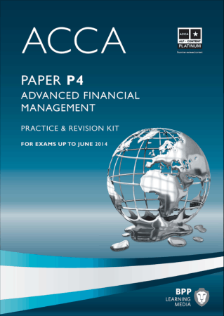 2014 ACCA P4 Revision kit BPP Book, Download Free Templates