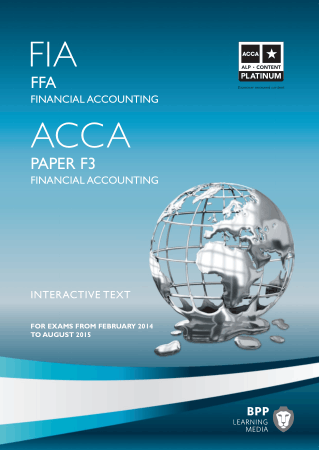 2015 ACCA F3 Financial Accounting FFA Study Text BPP Book, Download Free Templates