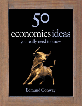 50 Economics Ideas You Really Need to Know Book, Download Free Templates