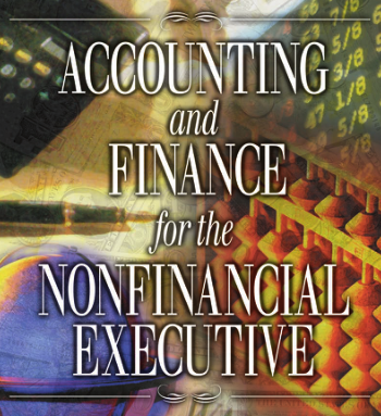 Accounting and Finance for The Non Financial Executive Book, Download Free Templates