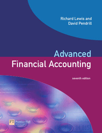Advanced Financial Accounting 7th Edition Book, Download Free Templates