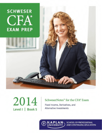 CFA Level 1 Study Note Book5 2014 Book, Download Free Templates