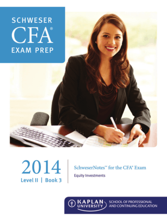 CFA Level 2 Study Note Book3 2014 Book, Download Free Templates