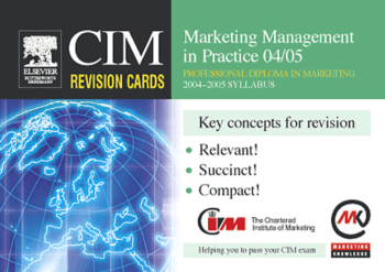 CIM Revision Cards Marketing Management in Practice Book, Download Free Templates