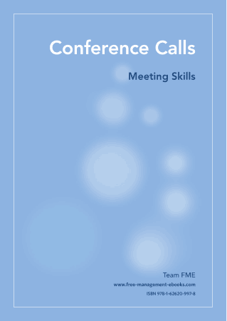 Conference Calls Book, Download Free Templates