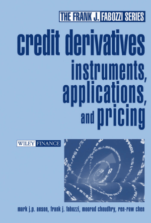 Credit Derivatives Instruments Applications and Pricing Book, Free Vector