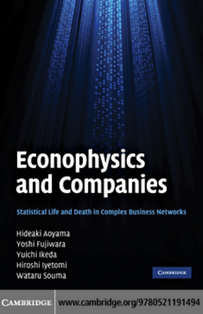 Econophysics And Companies Book, Download Free Templates
