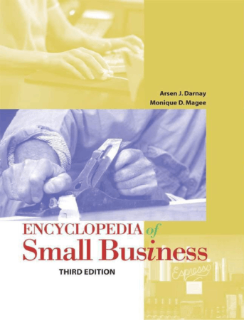 Encyclopedia Of Small Business 3r Edition Vol1 And 2 Book, Download Free Templates