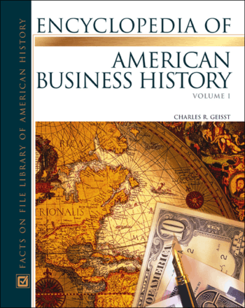 Encyclopedia of American business history VOLUME I Book, Download Free Templates