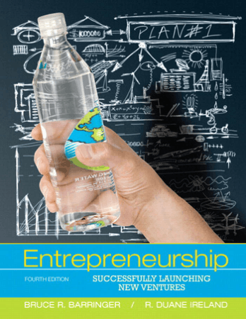 Entrepreneurship Successfully Launching New Ventures Book, Download Free Templates