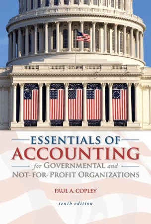 Essentials of Accounting for Governmental and Not for Profit Organizations 10E Book, Download Free Templates