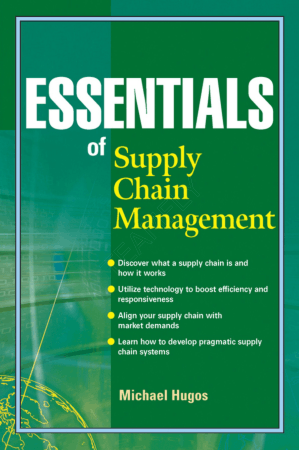 Essentials of Supply Chain Management Book, Download Free Templates