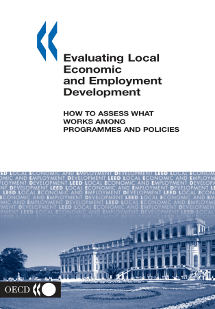 Evaluating Local Economic and Employment Development Book, Download Free Templates