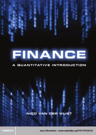 Finance A Quantitative Introduction Book, Download Free Templates