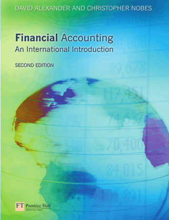 Financial Accounting 2nd Edition an International Introduction Book, Download Free Templates