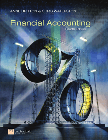 Financial Accounting 4E Book, Download Free Templates