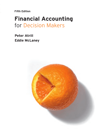 Financial Accounting for Decision Makers 5th Edition Book, Download Free Templates