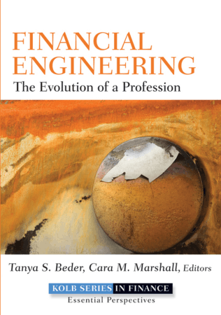 Financial Engineering The Evolution of a Profession Book, Download Free Templates