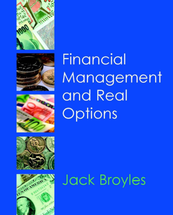 Financial Management and Real Options Book, Download Free Templates