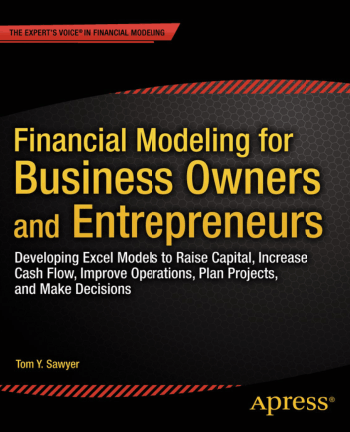 Financial Modeling for Business Owners and Entrepreneurs Book, Download Free Templates