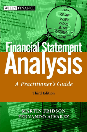 Financial Statement analysis A Practitioners Guide 3rd Edition Book, Download Free Templates