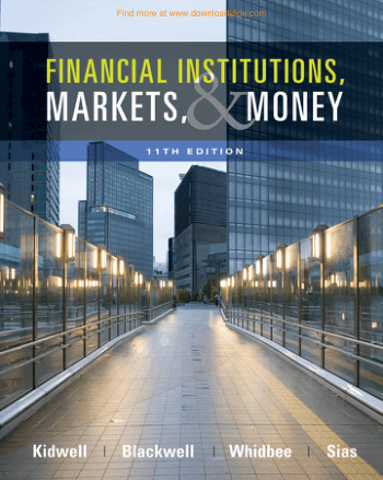Financial institutions Markets and Money 11th Edition Book, Download Free Templates