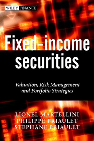 Fixed Income Securites Valuation Risk Management and Portfolio Strategies Book, Download Free Templates