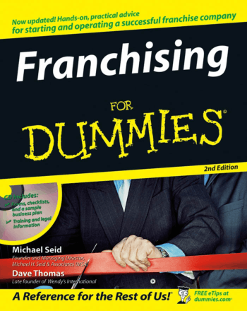 Franchising for Dummies 2nd Edition Book, Download Free Templates