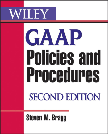 GAAP Policies and Procedures Second Edition Book, Download Free Templates