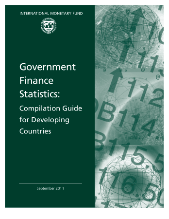 Government Finance Statistics Compilation Guide for Developing Countries Book, Download Free Templates