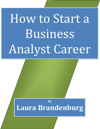 How To Start A Business Analyst Career Book, Download Free Templates