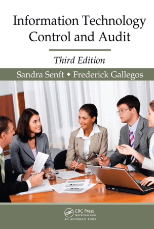 Information Technology Control and Audit Third Edition Book, Download Free Templates