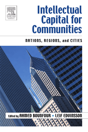 Intellectual Capital for Communities Book, Download Free Templates