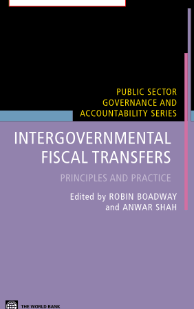Intergovernmental Fiscal Transfers Principles and Practice Edited Book, Download Free Templates