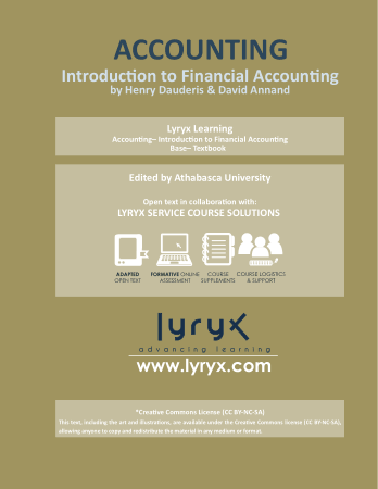 Introduction to Financial Accounting Book, Download Free Templates