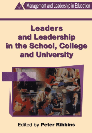 Leaders and Leadership in the School College and University, Download Free Templates
