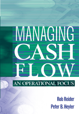 Managing Cash Flow An Operational Focus Book, Free Vector