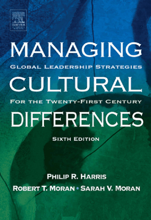 Managing Cultural Differences 6e Philips R Harris and Robert T Moran Book, Download Free Templates