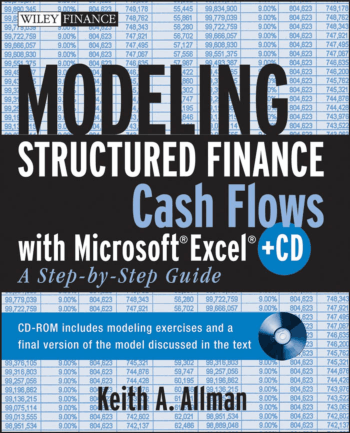 Modeling Structured Finance Cash Flows with Microsoft Excel A Step Book, Free Vector