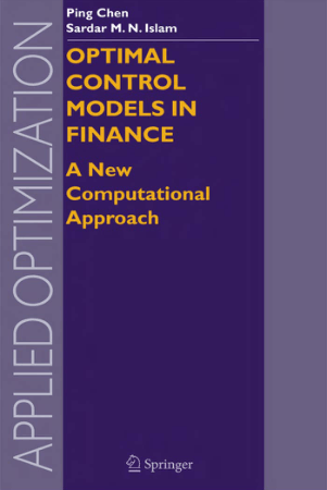 Optimal Control Module in Finance Book, Download Free Templates