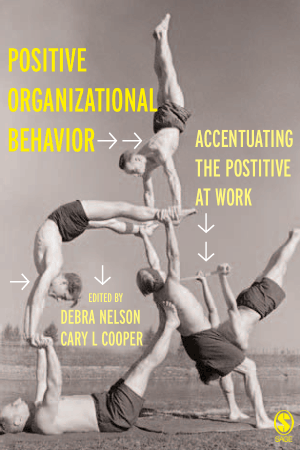 Positive Organizational Behavior Edited Book, Download Free Templates