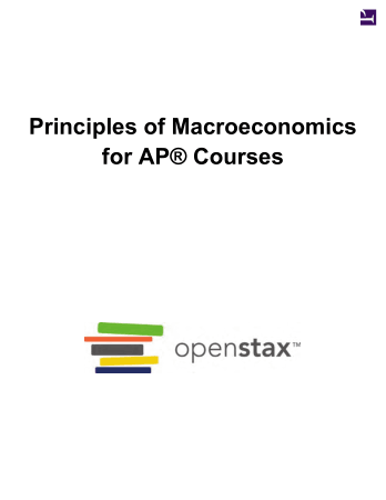 Principles of Macroeconomics for AP Courses LR Book, Download Free Templates
