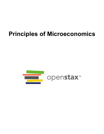 Principles of Microeconomics LR Book, Download Free Templates