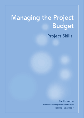 Project Budget Book, Download Free Templates