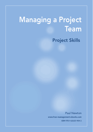 Project Team Project Skills Book, Download Free Templates