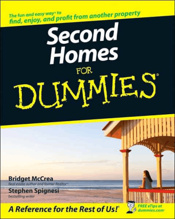 Second Homes for Dummies Book, Download Free Templates