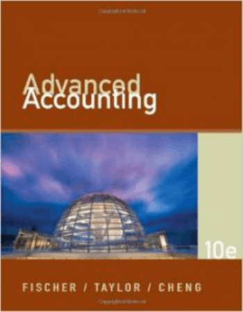 Solution Manual Advanced Accounting 1e by Fischer Book, Download Free Templates