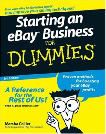 Starting An Ebay Business For Dummies 3rd Edition Book, Download Free Templates