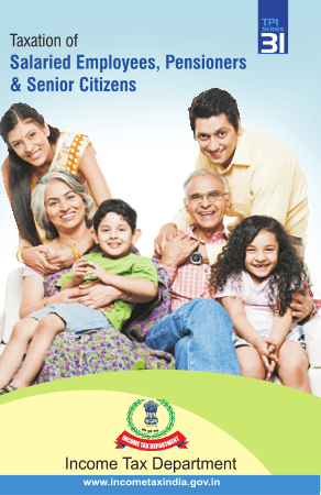Taxation of Salaried Employees Pensioners and Senior Citizens Book, Download Free Templates