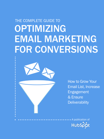 The Complete guide to optimizing email Marketing for Conversions Book, Download Free Templates